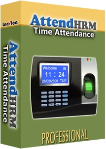 Time Attendance - Professional